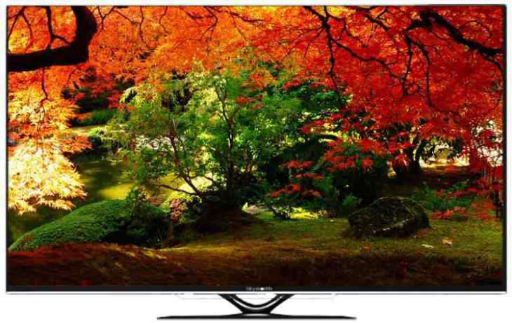 Best price on Skyworth 24E510 24 inch HD Ready LED TV  in India