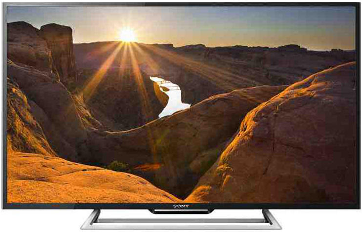 Best price on SonyKLV-40R562C 40 inch Full HD Smart LED TV  in India
