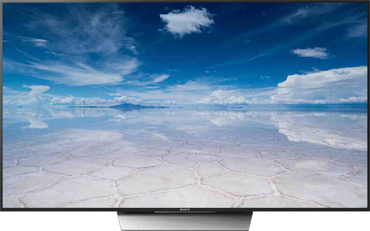 Best price on Sony Bravia KD-55X8500D 55 Inch Ultra HDR 4K LED TV in India