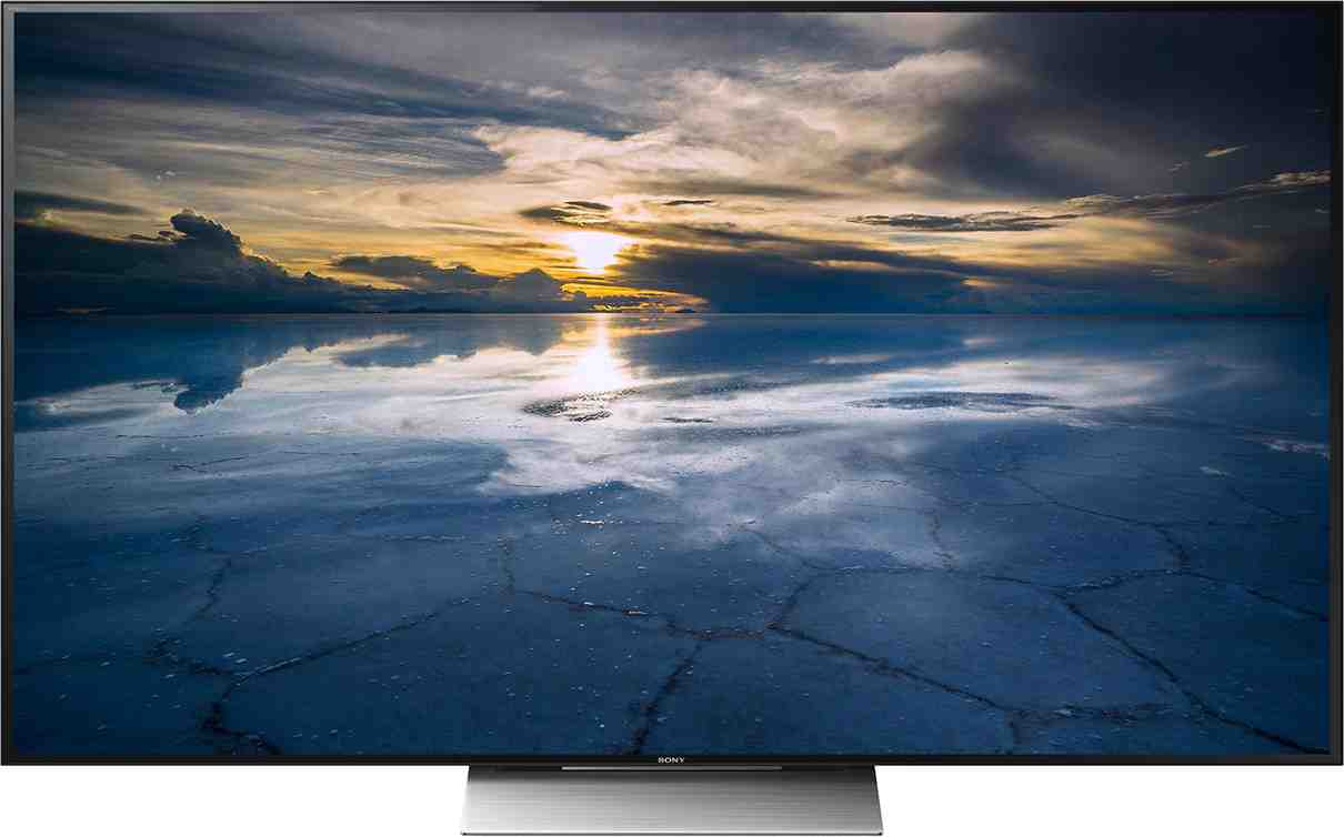 Best price on Sony Bravia KD-65X9300D 65 Inch Ultra HD  4k 3D LED TV in India
