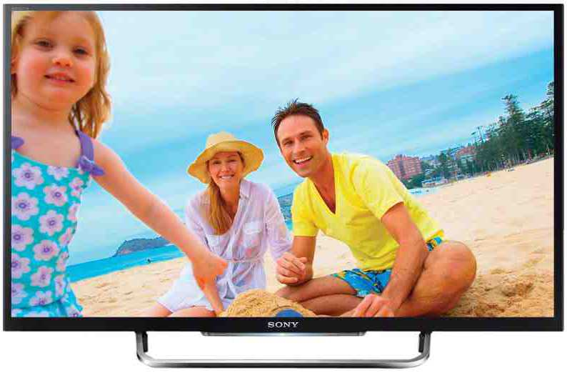 Best price on Sony Bravia KDL-42W700B 42 inch Full HD Smart LED TV  in India