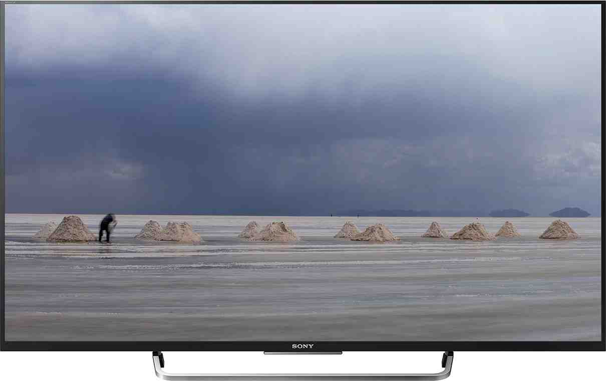 Best price on Sony Bravia KDL-43W800D 43 Inch 3D Smart Full HD LED TV  in India