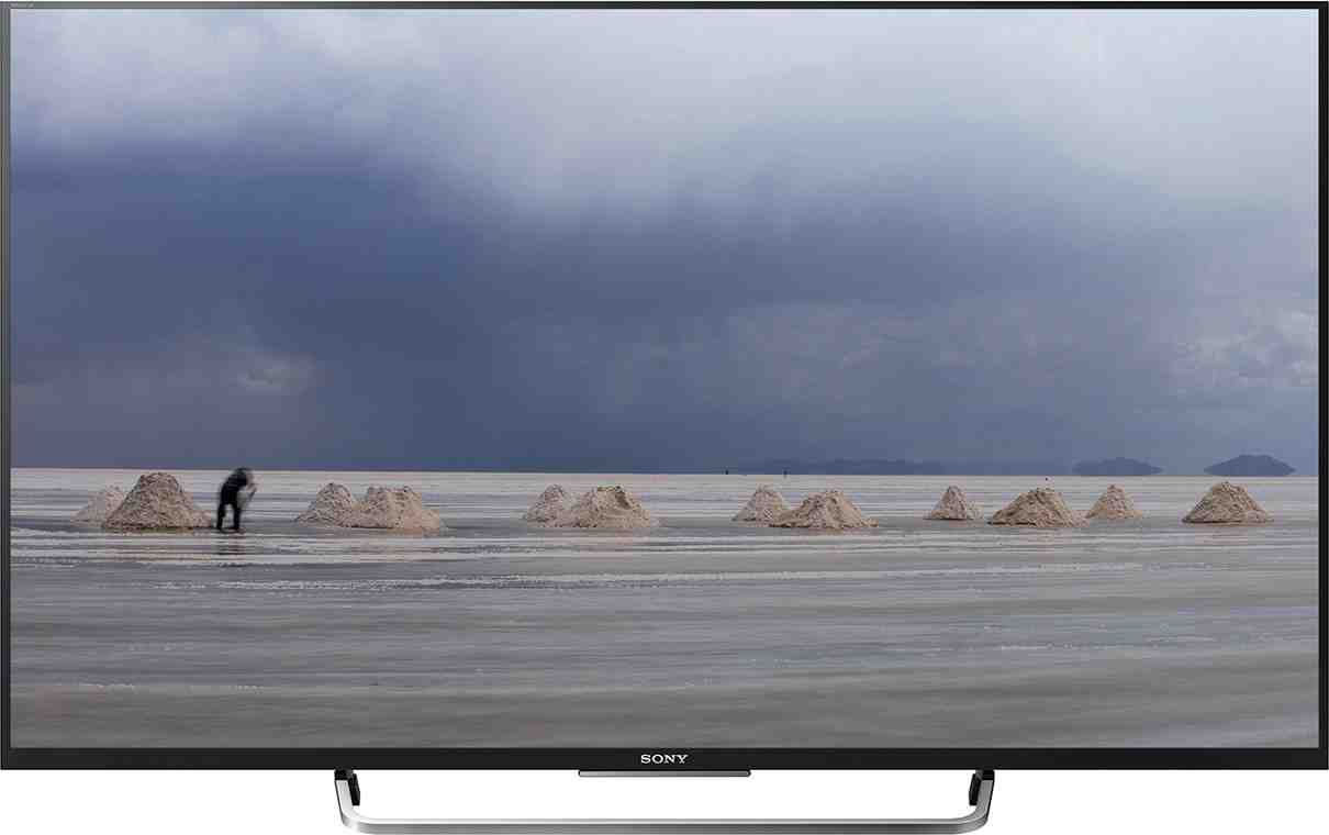 Best price on Sony Bravia KDL-50W800D 50 Inch Full HD Smart 3D LED TV in India