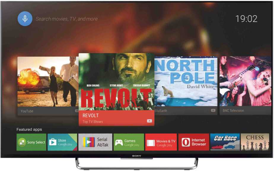 Best price on Sony Bravia KDL-55W800C 55 Inch Full HD Smart 3D LED TV in India