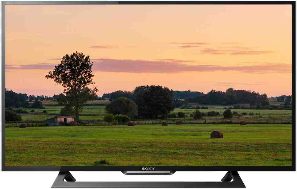 Best price on Sony Bravia KLV-32W512D 32 Inch HD Ready LED Smart TV  in India