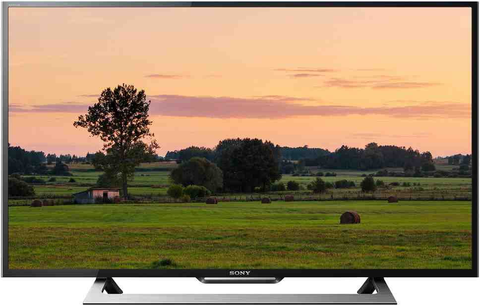 Best price on Sony Bravia KLV-32W562D 32 Inch Full HD Smart 3D LED TV in India