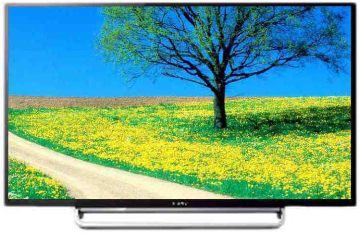 Best price on Sony Bravia KLV-48R482B 48 inch Full HD Smart 3D LED TV  in India