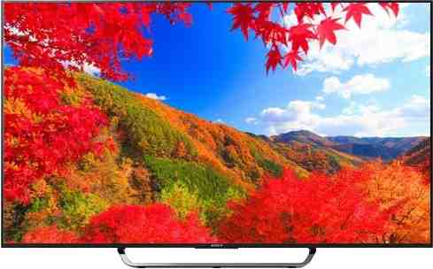 Best price on Sony KD-43X8500C 43 Inch Ultra HD 4K Smart 3D LED TV  in India