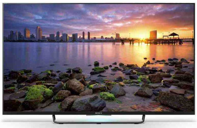 Best price on Sony KDL-50W800C 50 Inch Full HD Smart 3D LED TV  in India