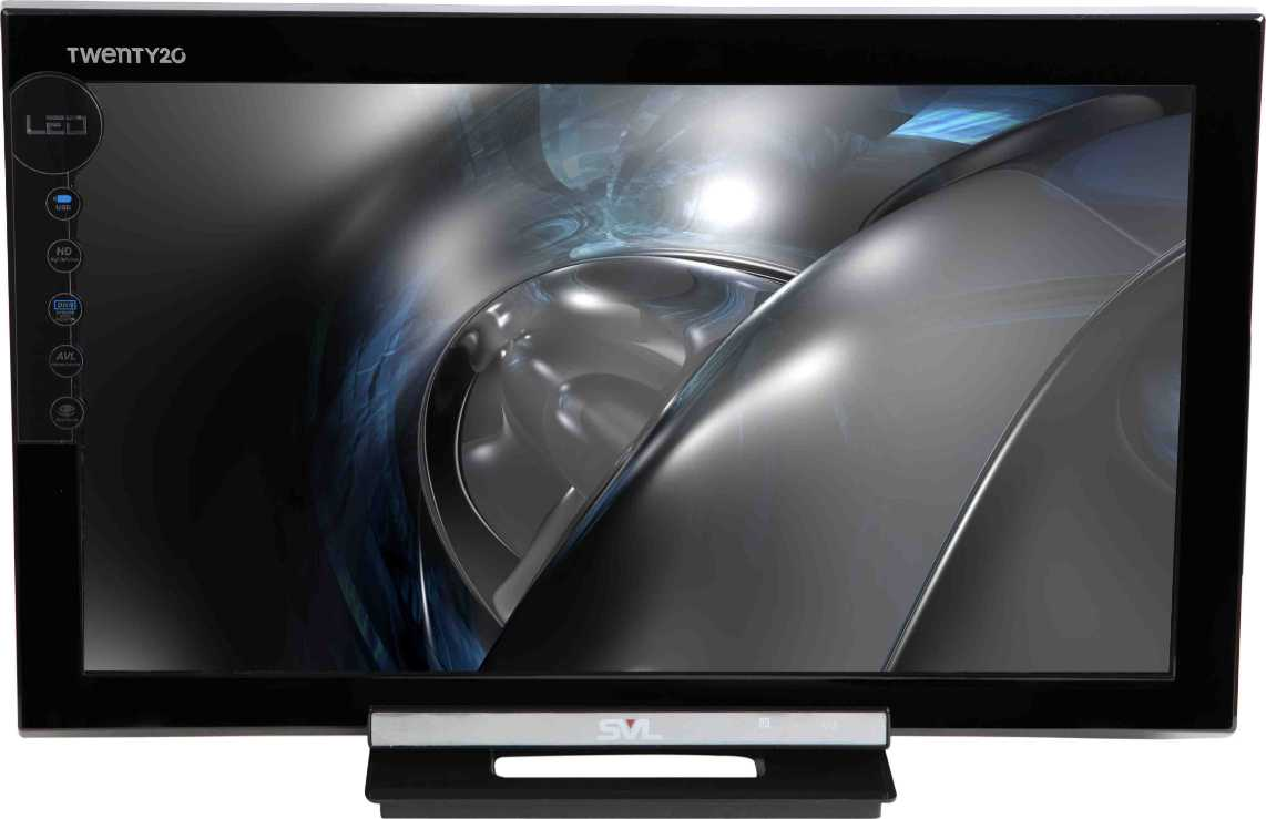 Best price on SVL Twenty-20 20 Inch Hd Ready Led TV  in India