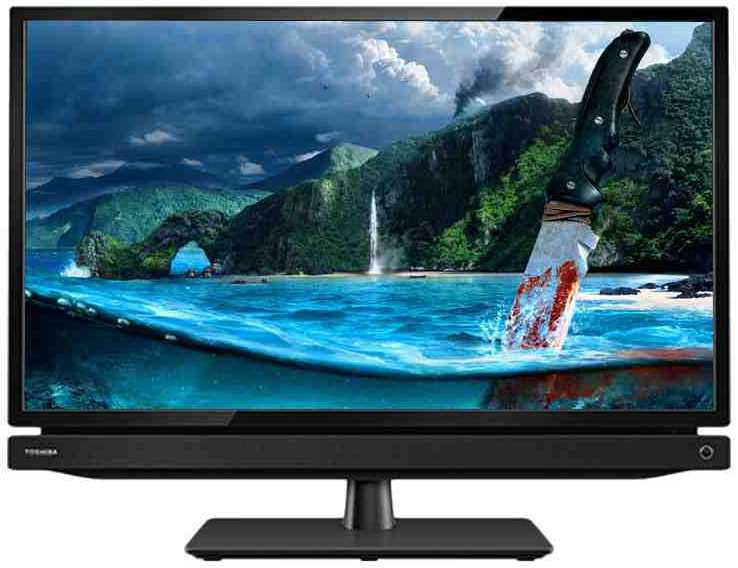 Best price on Toshiba 32P2400 32 inch HD Ready LED TV  in India
