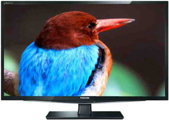 Best price on Toshiba 32PT200 32 inch Full HD LED TV  in India