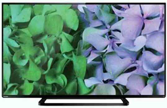 Best price on Toshiba 55L2400VM 55 inch Full HD LED TV  in India