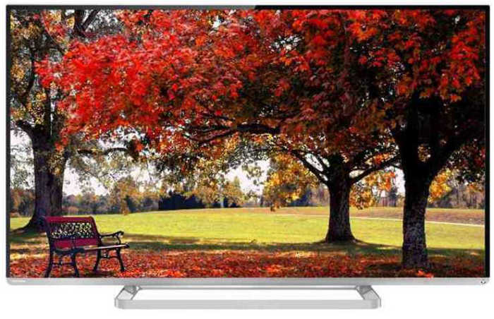 Best price on Toshiba 55L5400 55 inch Full HD Android LED TV  in India