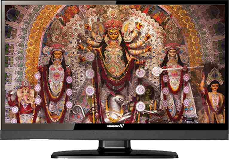 Best price on Videocon VJU22FH02F 22 Inch HD Ready LED TV  in India