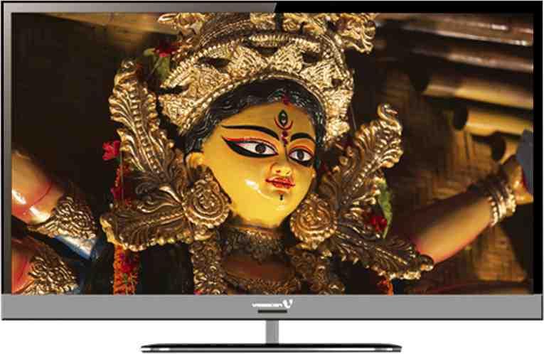 Best price on Videocon VJU40FH11XAF 40 Inch Full HD LED TV  in India