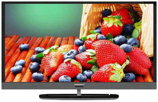 Best price on Videocon VJU40HH11XAF 39 Inch HD Ready LED TV  in India