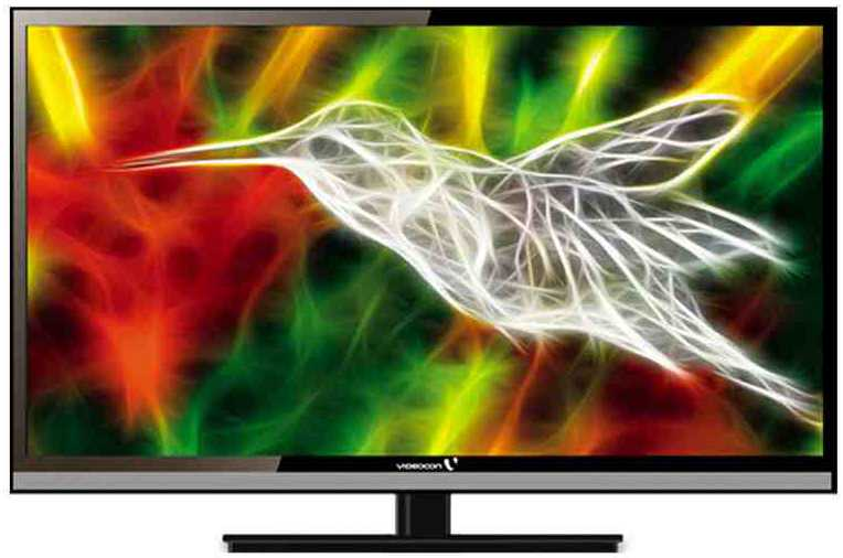 Best price on Videocon VJW20HH-2F 20 inch HD Ready LED TV  in India