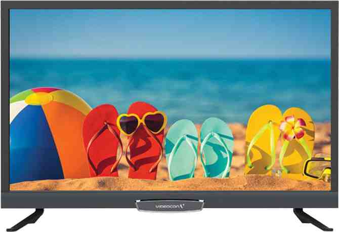 Best price on Videocon VMA32HH02CAW 32 Inch HD Ready LED TV  in India