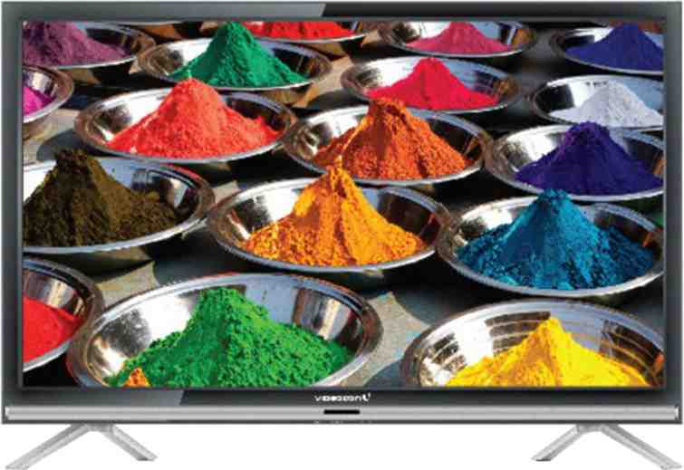 Best price on Videocon VMR32HH02CAH 32 Inch HD Ready LED TV  in India