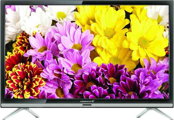 Best price on Videocon VMR32HH18XAH 32 Inch Smart HD Ready LED TV  in India