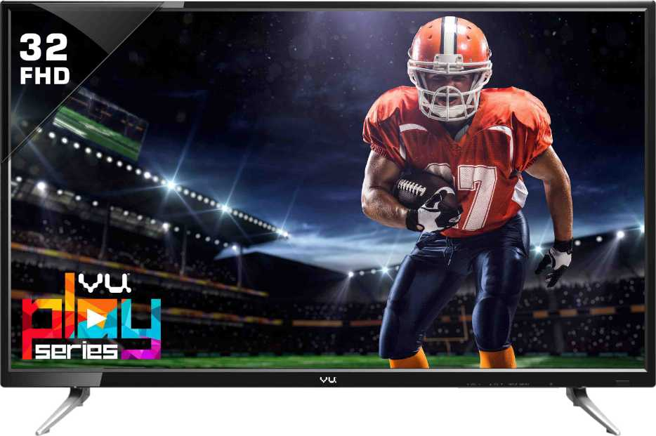 Best price on Vu 32D6545 32 Inch Full HD LED TV  in India