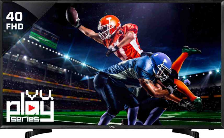 Best price on Vu 40D6575 40 Inch Full HD LED TV  in India