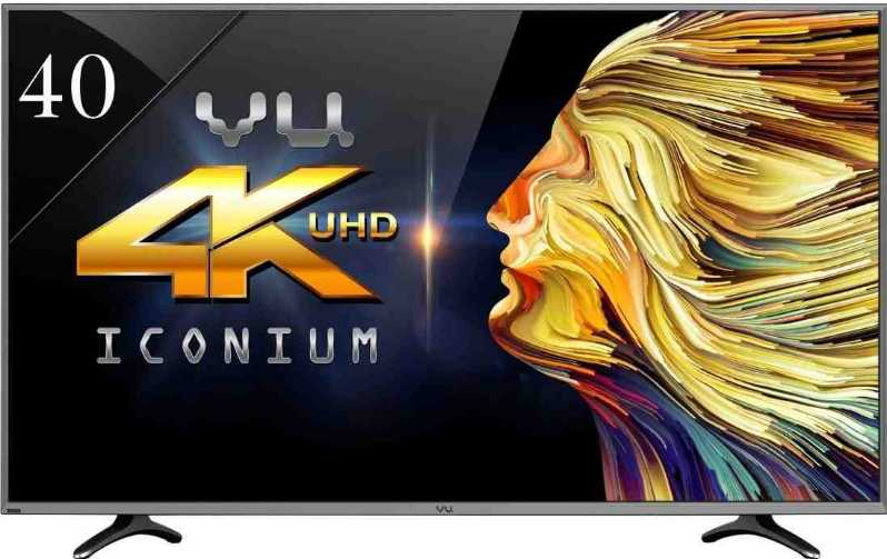 Best price on Vu 40K16 40 Inch Full HD Smart LED TV  in India
