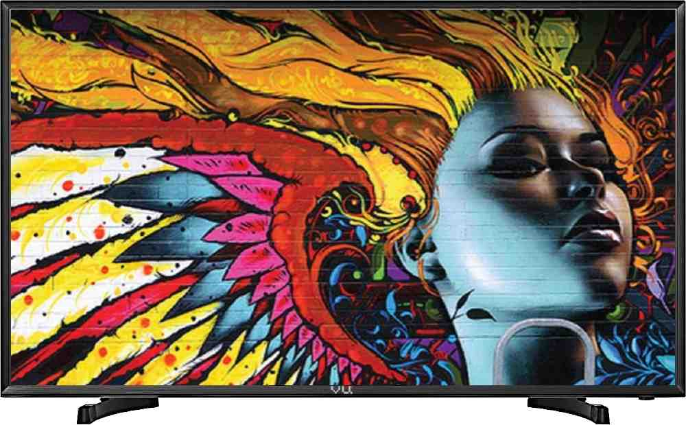 Best price on Vu 49D6575 49 Inch Full HD LED TV  in India