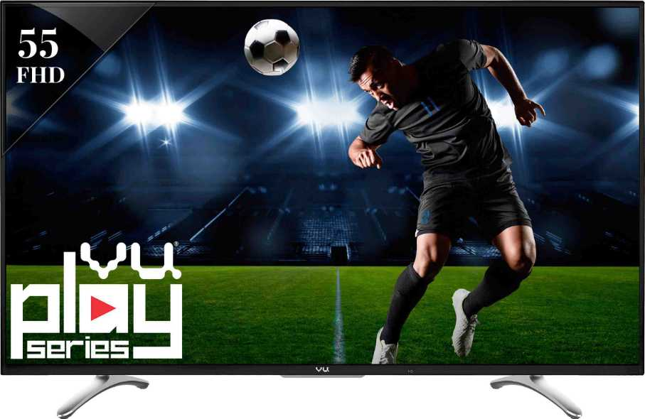 Best price on Vu 55K160 55 Inch Full HD LED TV  in India