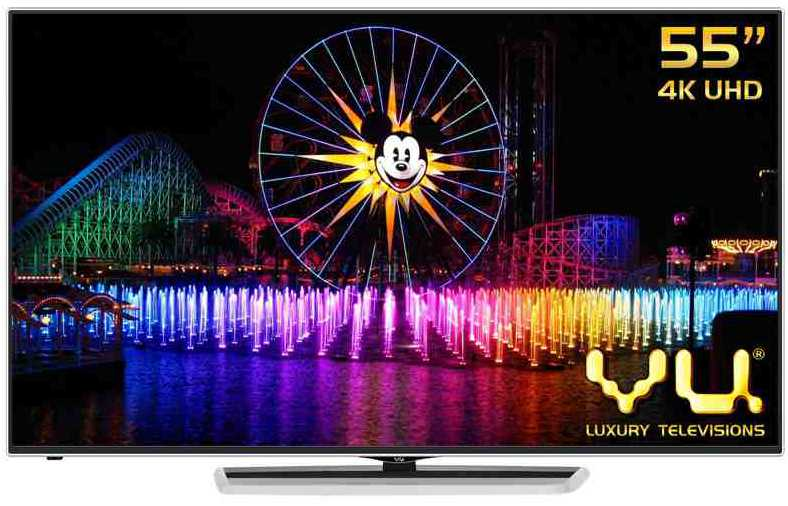 Best price on Vu 55XT780 55-inch Full HD LED 3D Smart TV  in India