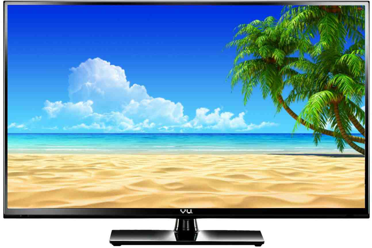 Best price on Vu LED55XT780 55 Inch Ultra HD Smart 3D LED TV  in India