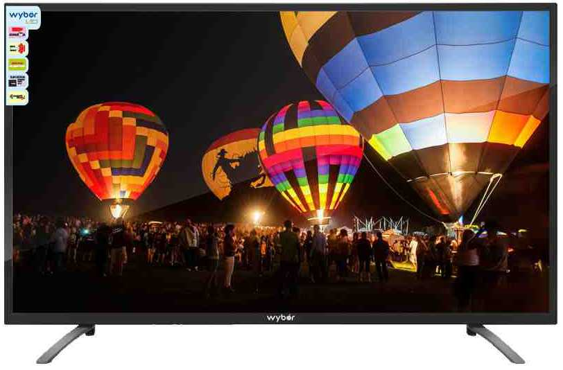 Best price on Wybor FHD-50-MS-16 48 Inch Full HD LED TV  in India