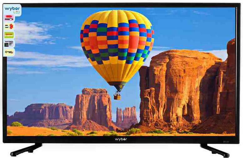 Best price on Wybor W32 F2 32 inch HD Ready LED TV  in India