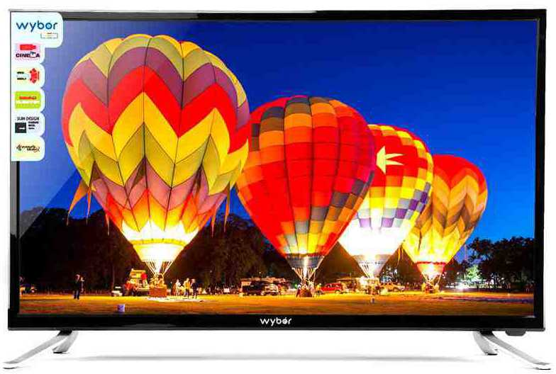 Best price on Wybor W40-MI-15N06 40 Inch Full HD LED TV  in India
