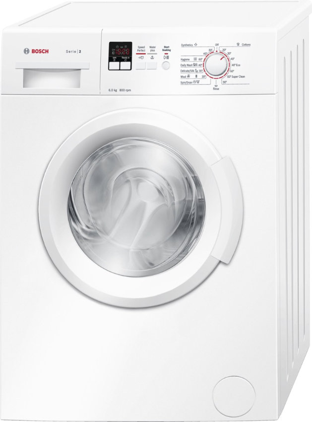 Best price on Bosch WAB16161IN 6 Kg Fully Automatic Washing Machine in India