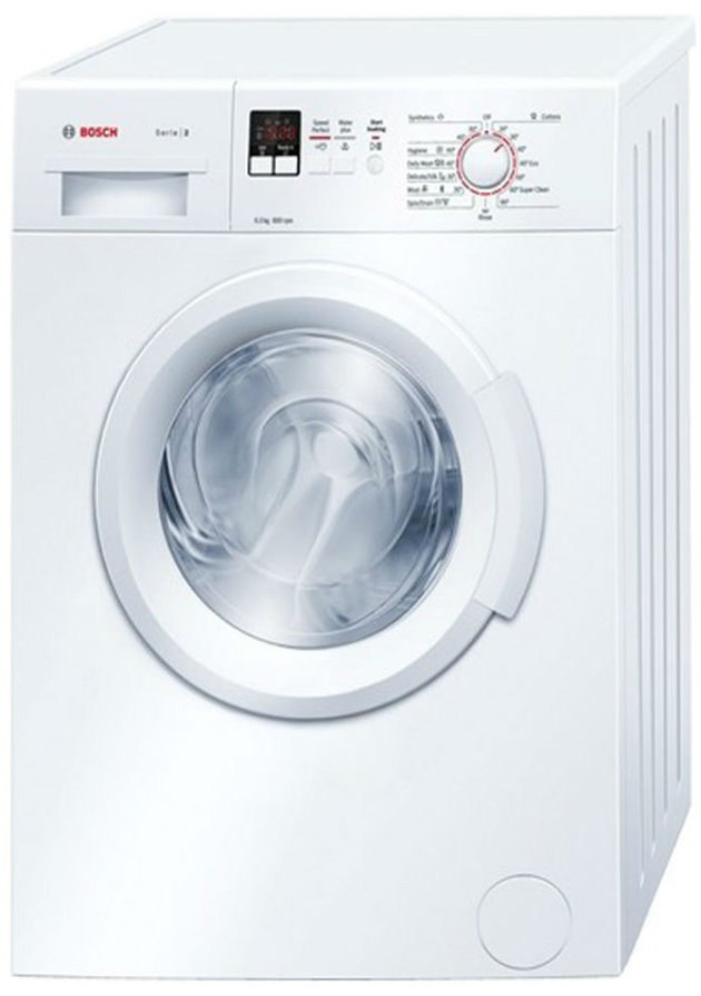 Best price on Bosch 6 KG WAB16260IN Front Load Washing Machine in India