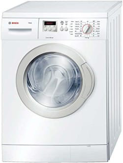 Best price on Bosch WAE20260IN Front-loading Washing Machine (6.5 Kg, White) in India