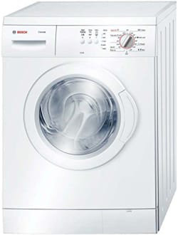 Best price on Bosch WAG14060IN Front-loading Washing Machine (5.5 Kg, White) in India