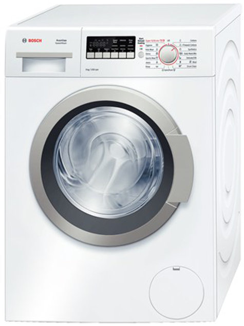 Best price on Bosch 8 KG WAP24260IN Front Load Washing Machine in India