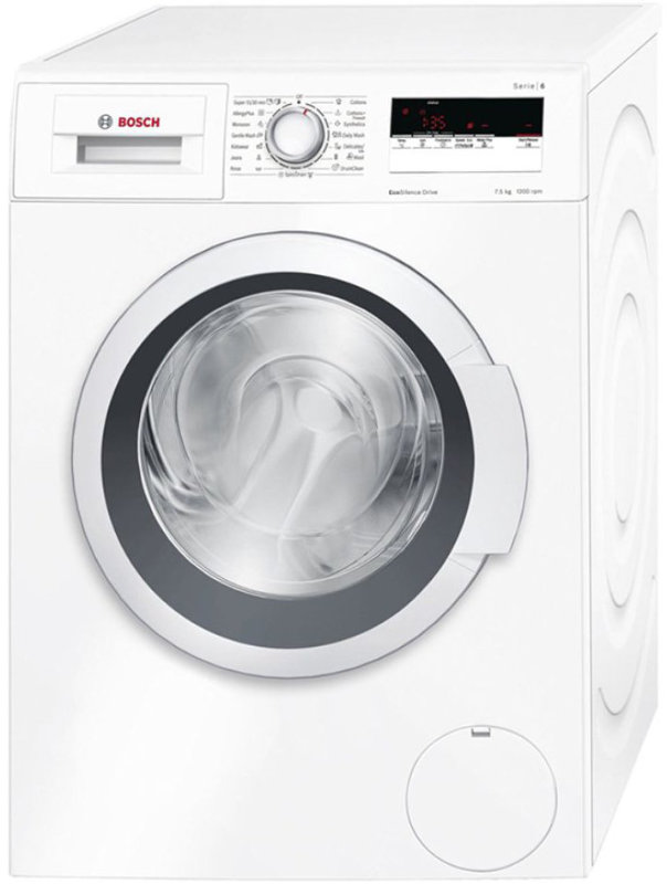 Best price on Bosch WAT24165IN 7.5 Kg Fully Automatic Washing Machine in India