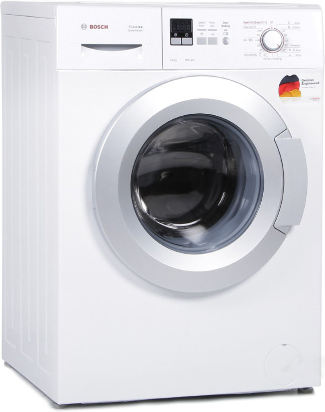 Best price on Bosch WAX16161IN 6 kg Front Load Fully Automatic Washing Machine in India