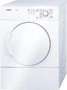 Best price on Bosch WTA74101ZA Air Vented Galvanised Drum Dryer (6 Kg, White) - Front in India