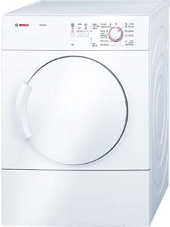 Best price on Bosch WTA74101ZA Air Vented Galvanised Drum Dryer (6 Kg, White) in India