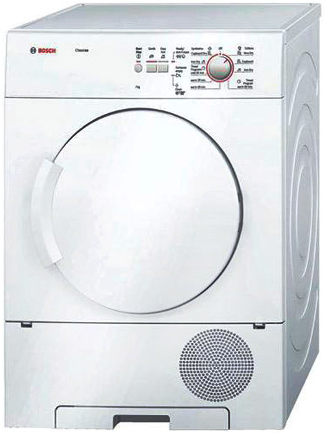 Best price on Bosch WTC84100IN 7Kg Condenser Dryer in India