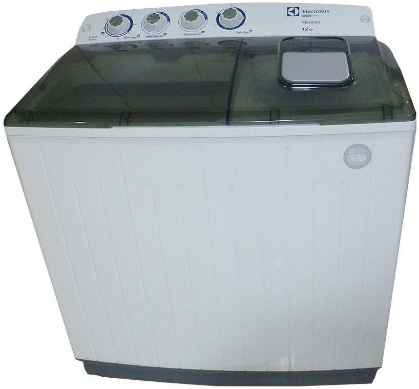 Best price on Electrolux WM ES12EMBL-CME 12 Kg Semi Automatic Washing Machine in India