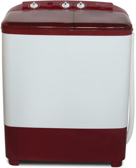 Best price on Electrolux Lamya Elite ES65LEEB/LEMR 6.5 Kg Semi-Automatic Washing Machine in India
