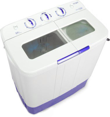 Best price on GEM GWM-620GA 6.2 Kg Semi Automatic Washing Machine in India
