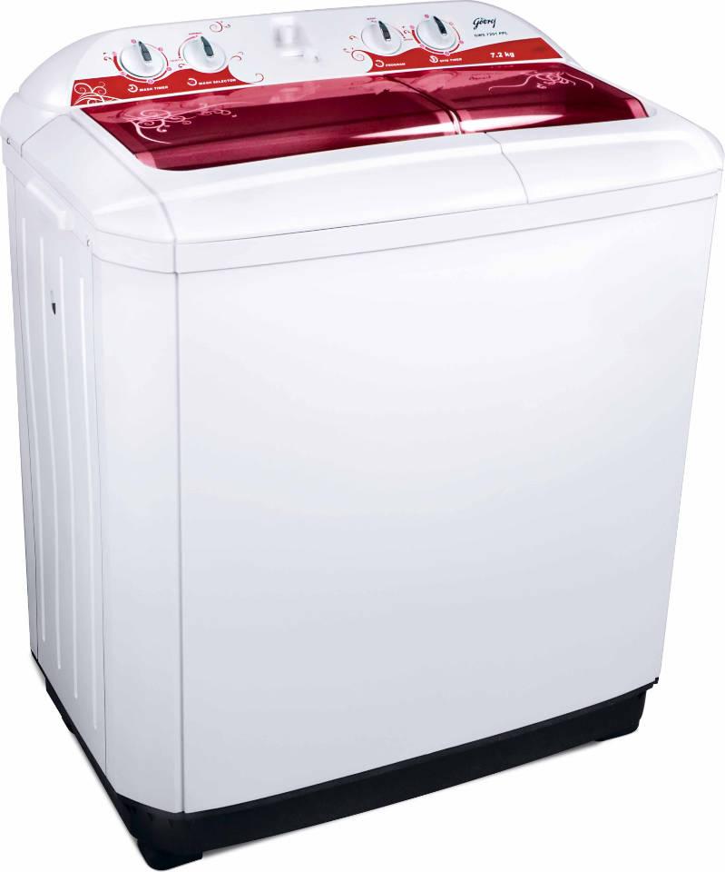 Best price on Godrej GWS 7201 PPL Washing Machine in India