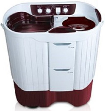 Best price on Godrej WS Edge Pro 750CS 7.5Kg Semi Automatic Washing Machine in India